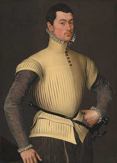 willem IV van den Bergh, Antonis Mor, National Gallery of Art, Commons