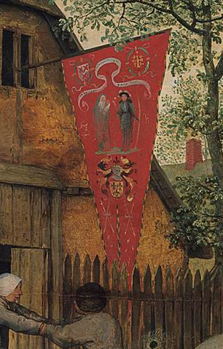 Uitsnede Bruegel